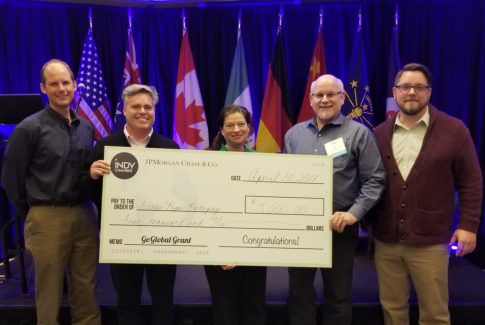 "Nature-Pack Awarded $5,000 ""GoGlobal"" Grant at World Trade Day"