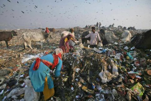 India just banned all forms of disposable plastic in its capital   The Independent
