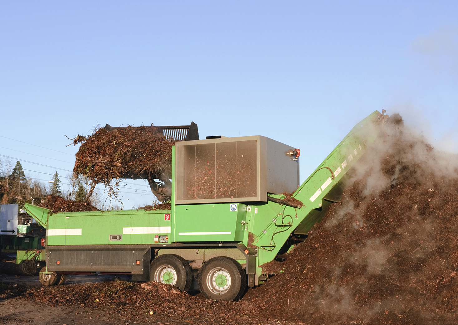 Industrial Composting
