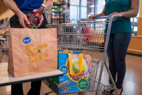 Kroger Plastic Bags Phased Out by 2025